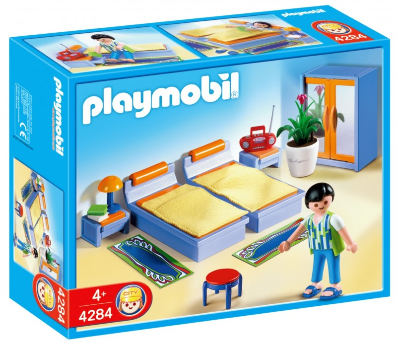 playmobil 4284 - Dormitorio