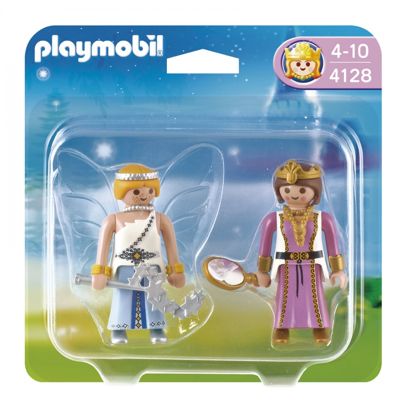 playmobil 4128 - Duo Pack princesa y hada