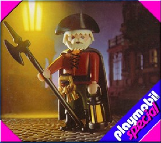 playmobil 4502 v2 - Sereno medieval (version 2)
