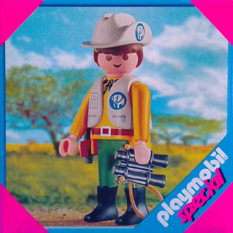 playmobil 4559 - Guardaparque Nacional