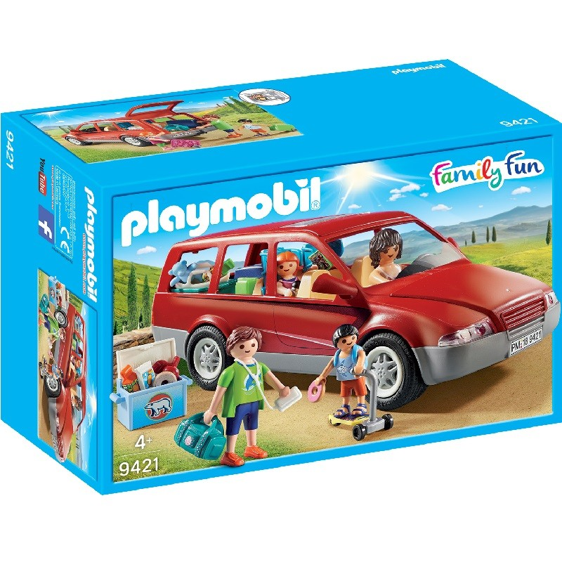 playmobil 9421 - Coche Familiar