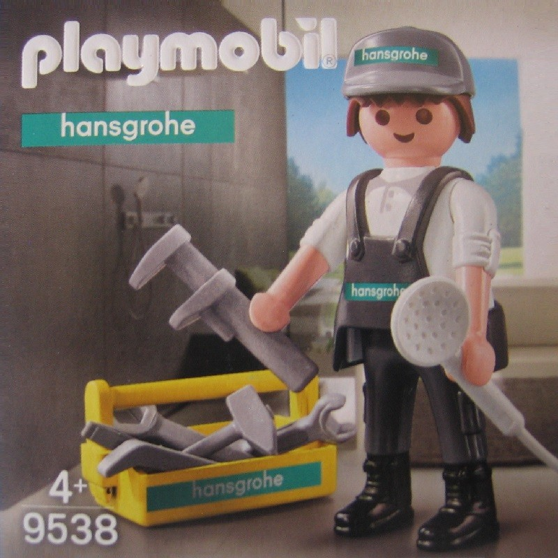 playmobil 9538 - Hans Grohe