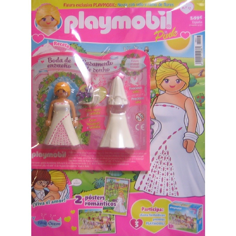 playmobil n 17 chica - Revista Playmobil 17 Pink