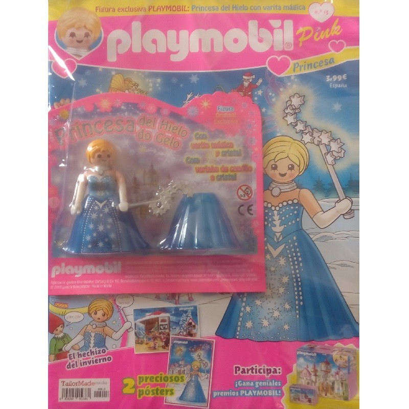 playmobil n 13 chica - Revista Playmobil 13 Pink chicas