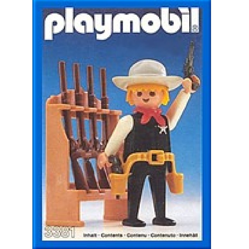 playmobil 3381 - Sheriff