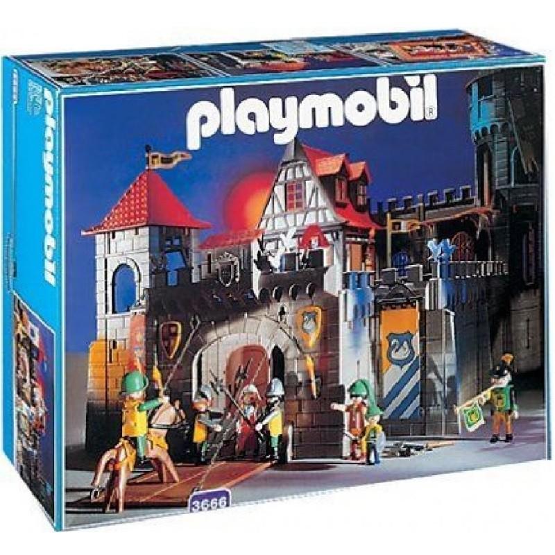 playmobil 3666 gran castillo de los caballeros