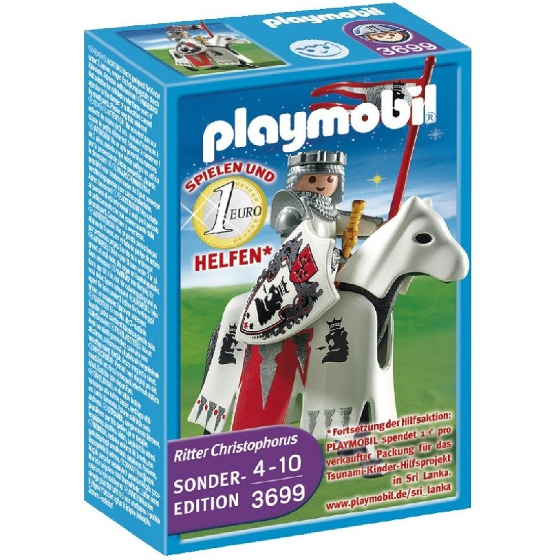 playmobil 3699 - Caballero Christopher