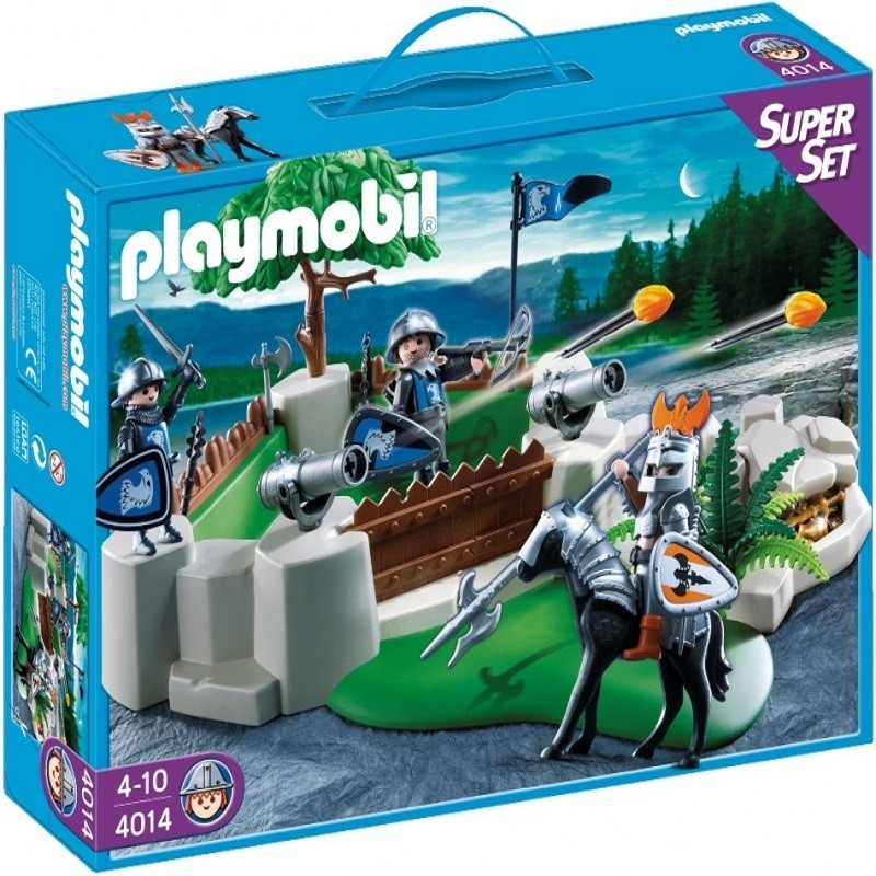 playmobil 4014 - Superset Bastion de los caballeros