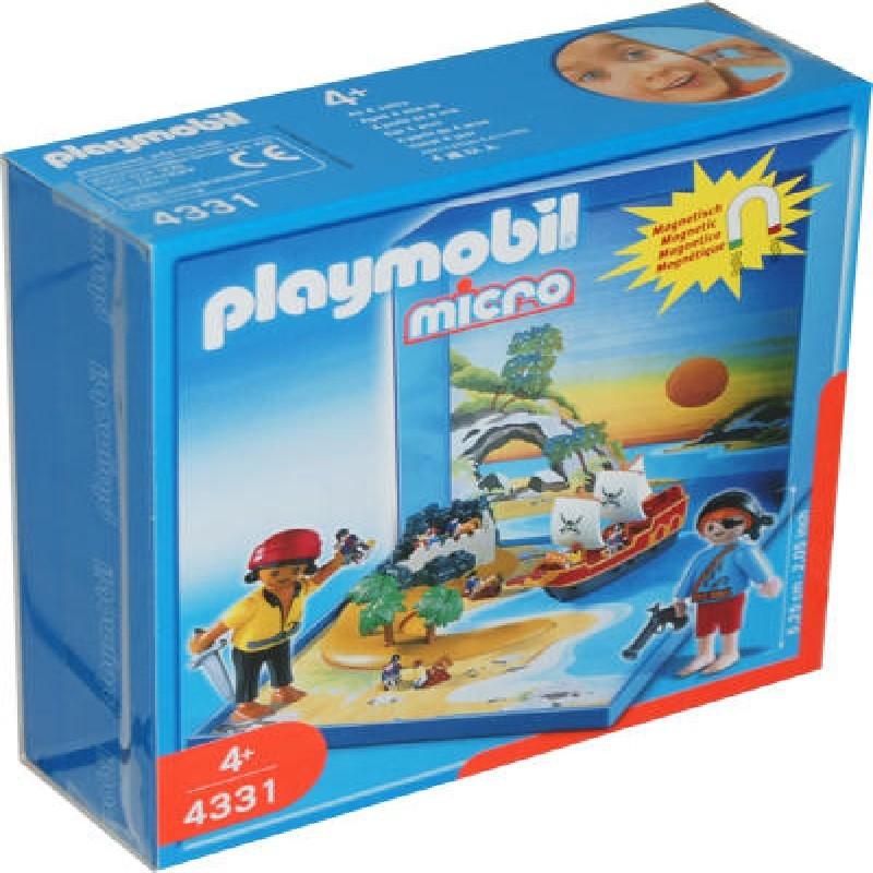 Playmobil 4331 micro piratas for Micro playmobil