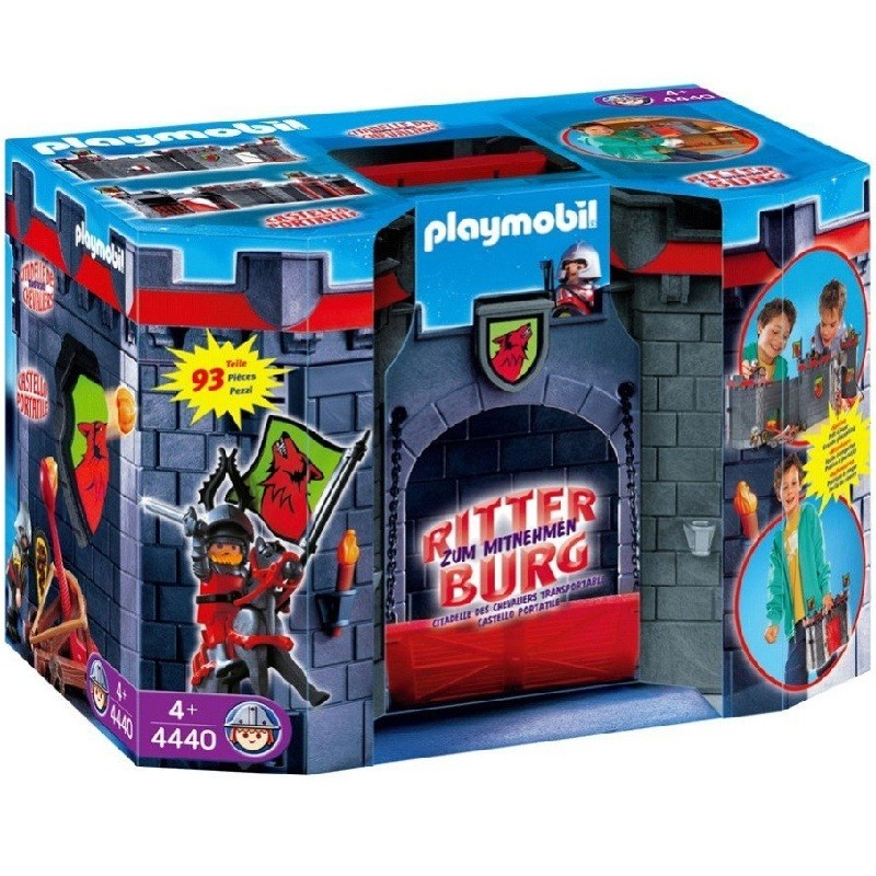 playmobil 4440 - Castillo Maletin