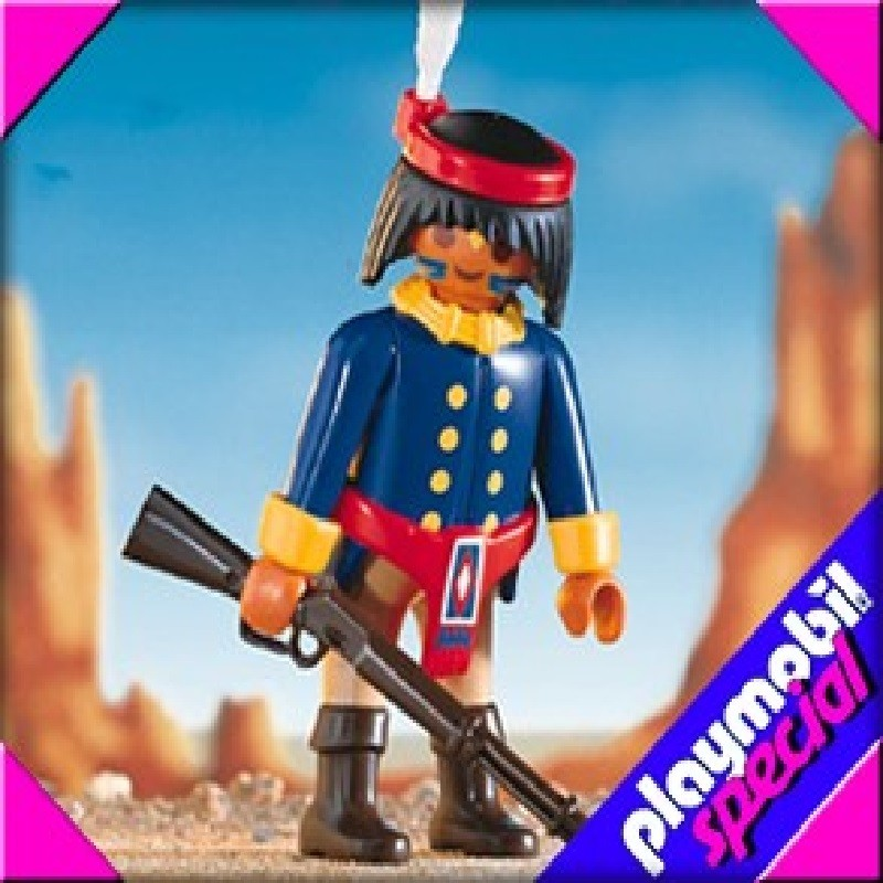 playmobil 4552 indio explorador
