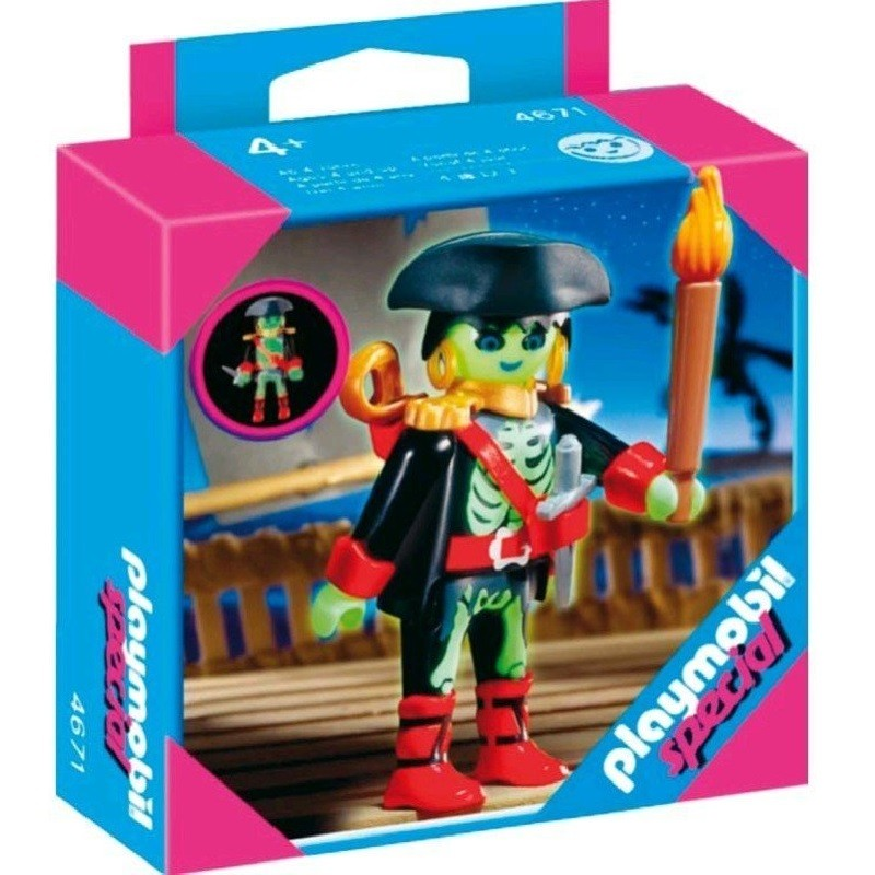 playmobil 4671 - Pirata Fantasma