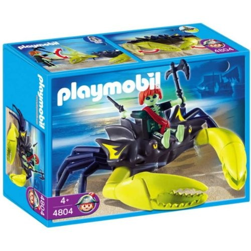 Playmobil 4804 Cangrejo Gigante