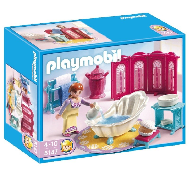 playmobil 5147 - Baño real