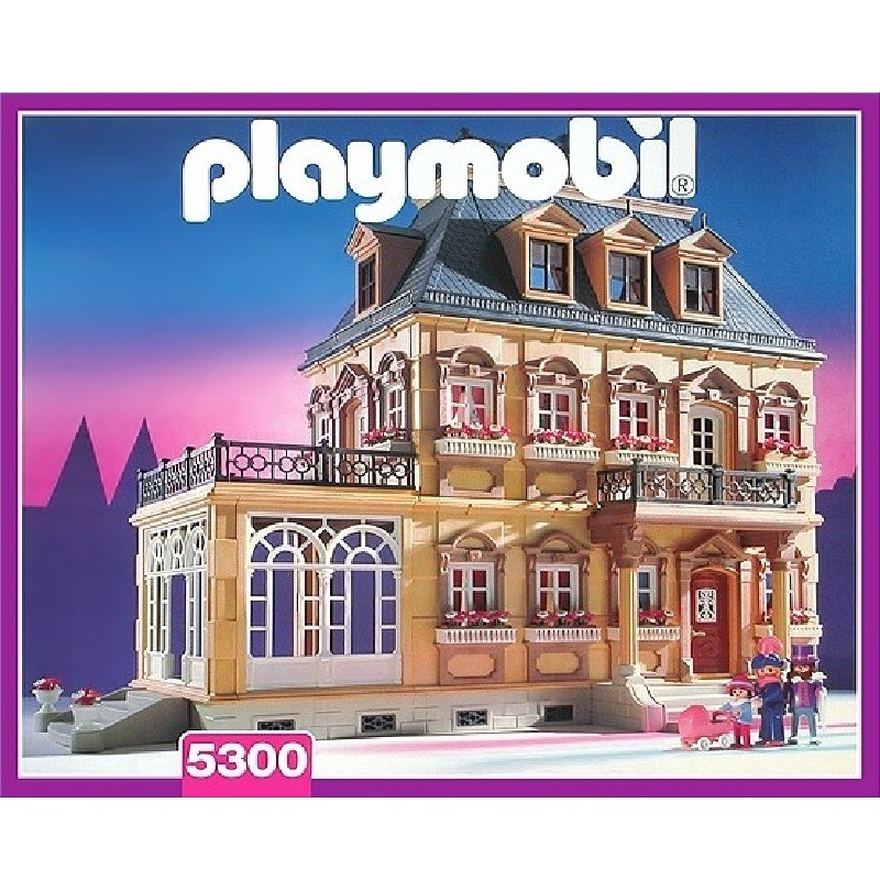 17 best images about playmobil on pinterest toys of for Playmobil casa de lujo