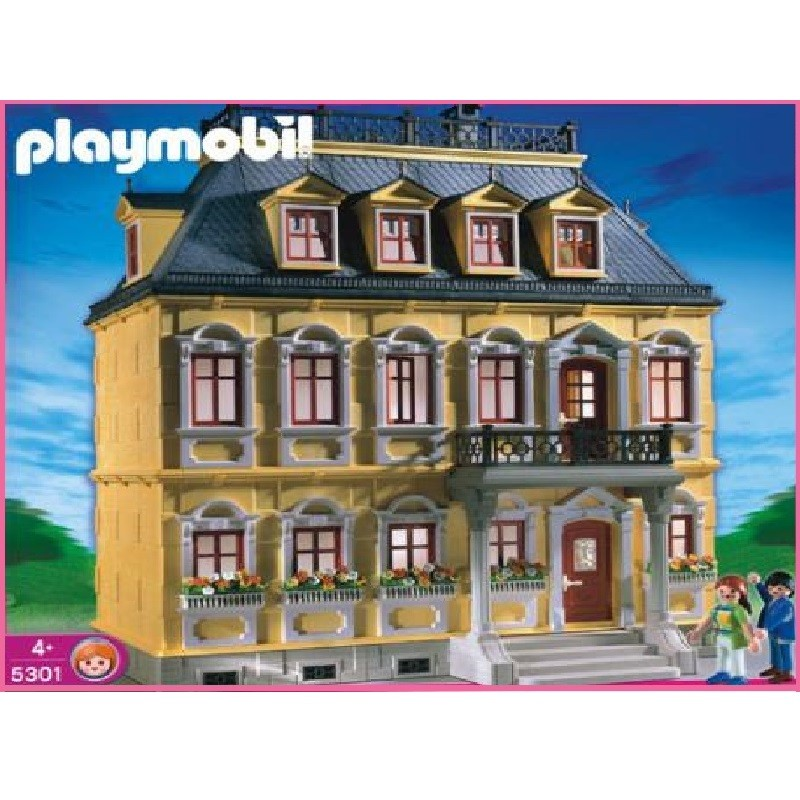 playmobil 5301 - Mansion Victoriana