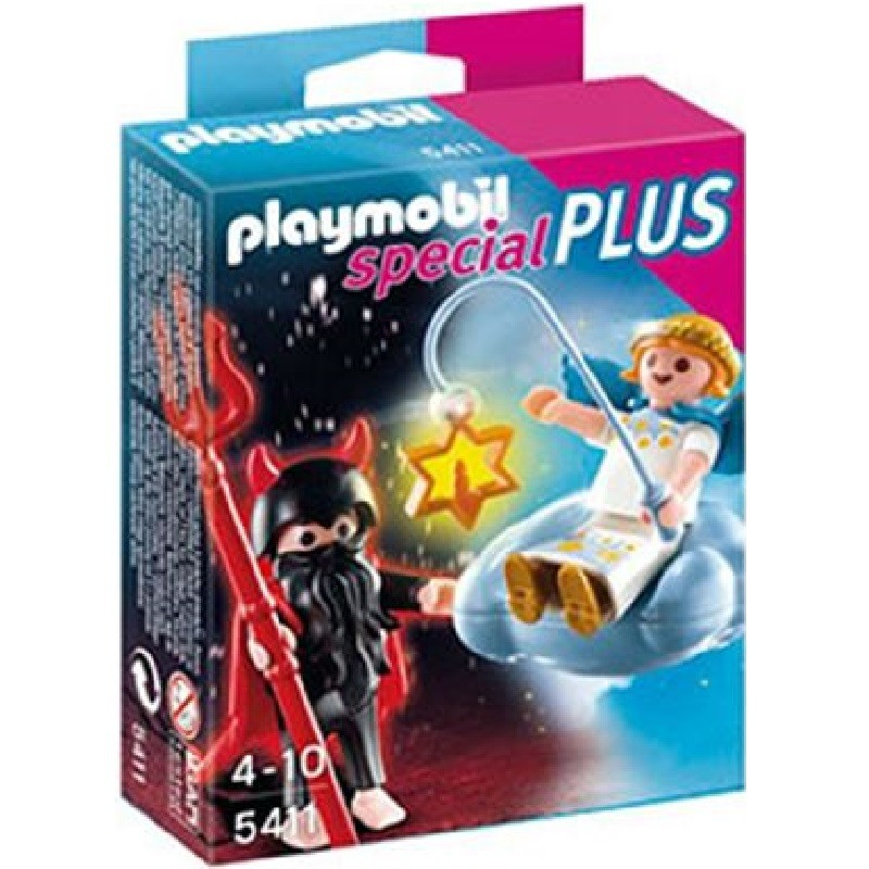 playmobil 5411 - Ángel y Demonio