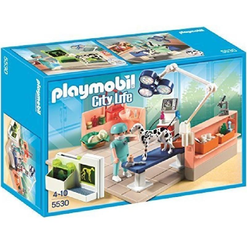 Playmobil 5530 quir fano de animales for Mesa quirofano veterinaria