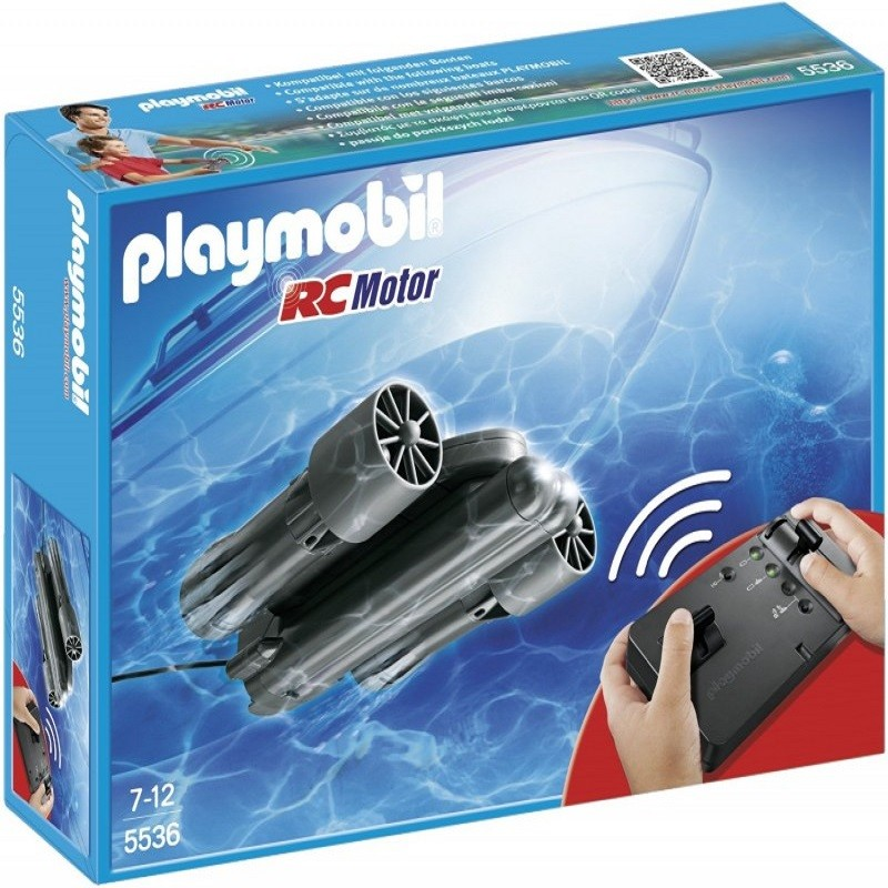 playmobil 5536 - Motor Submarino RC