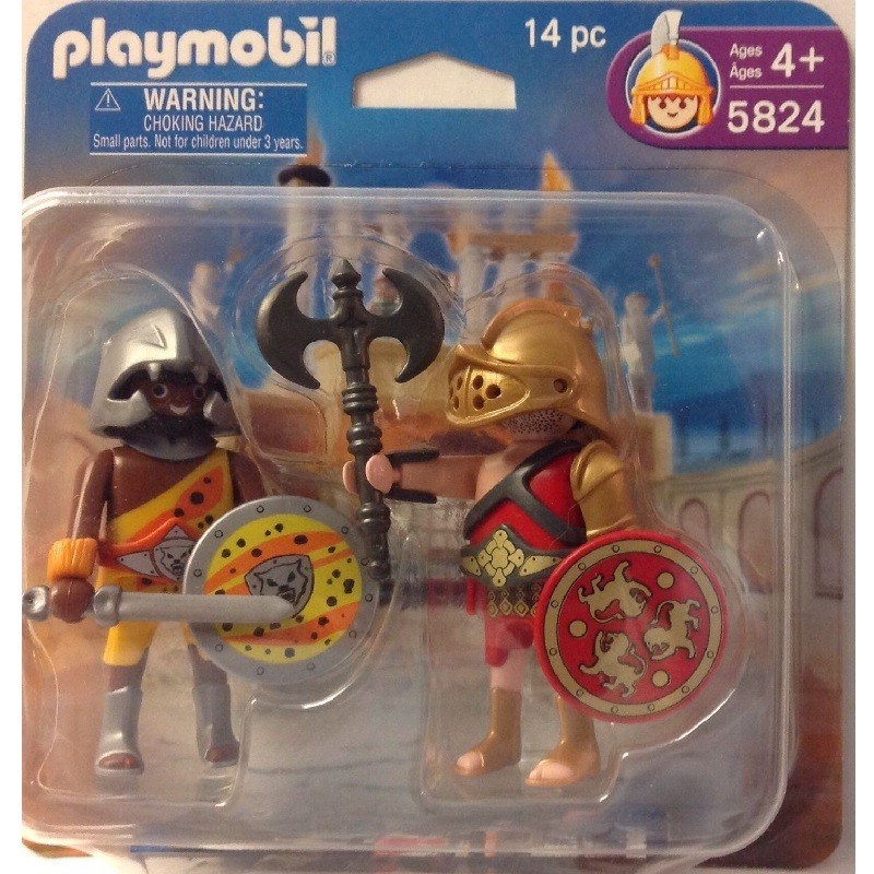 playmobil 5824 - Duo Pack Gladiadores
