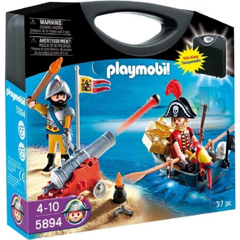 playmobil 5894 - Maleta Piratas