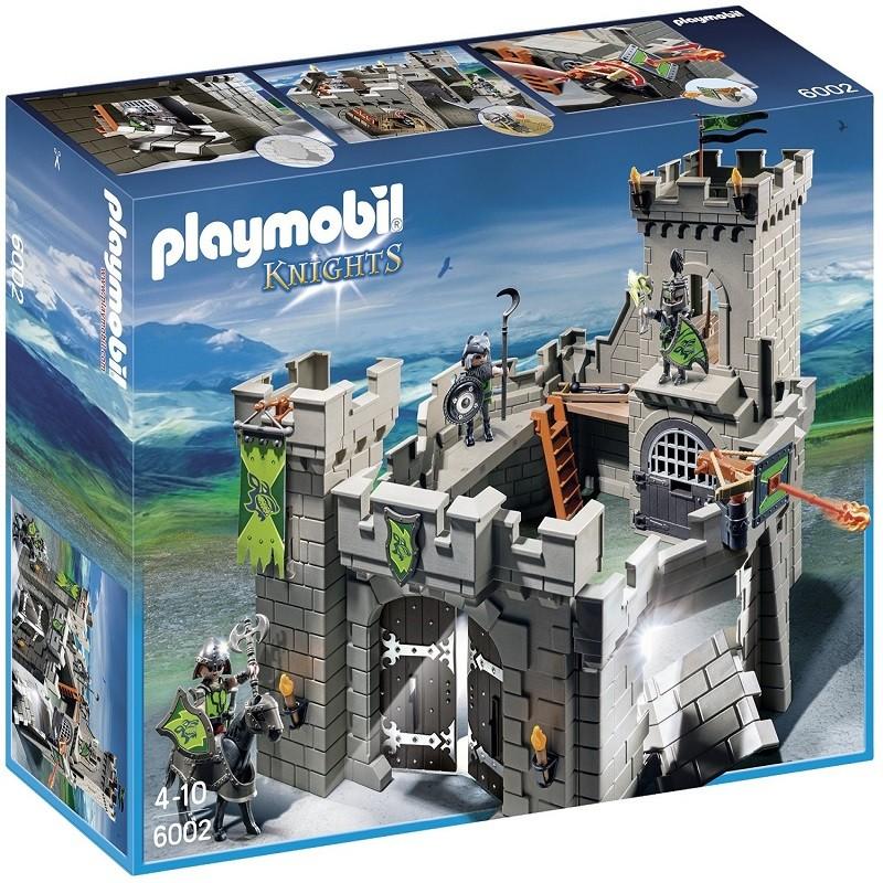 Los 6002 Fortaleza Lobo Playmobil De Caballeros 80vNOnwymP