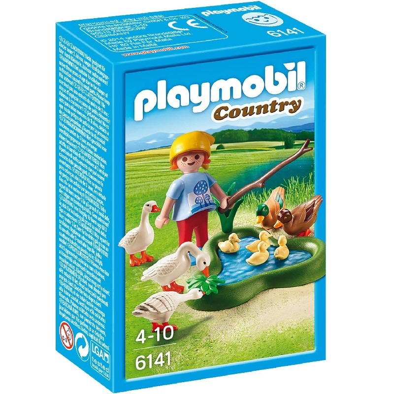 playmobil 6141 - Patos y Gansos