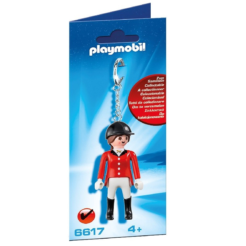 playmobil 6617 - Llavero Amazona