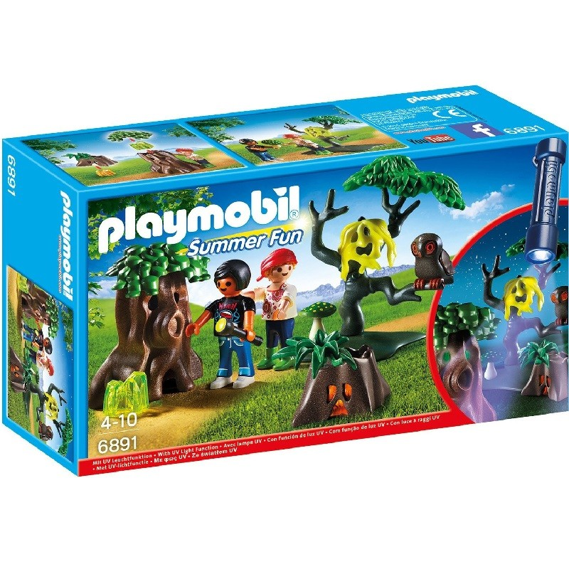 playmobil 6891 - Paseo Nocturno