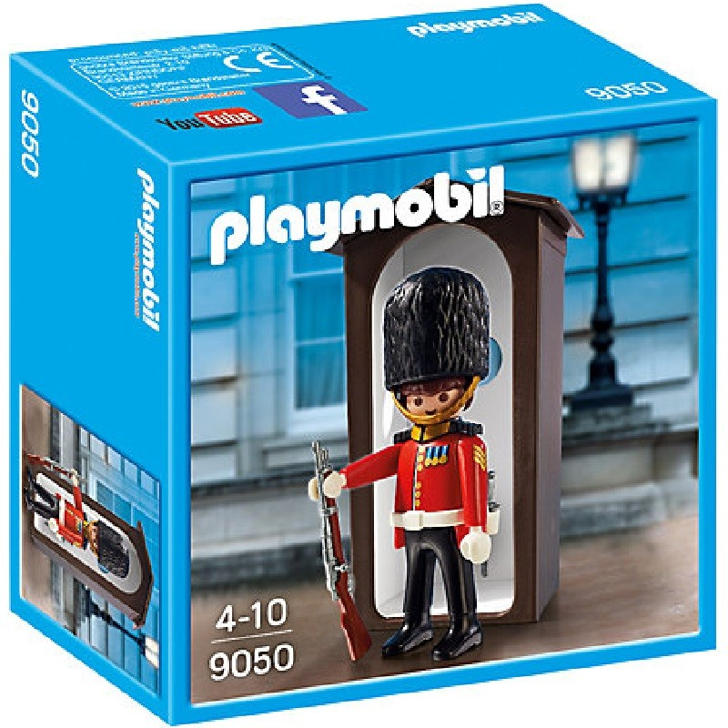 playmobil 9050 - Guardia Real Ingles