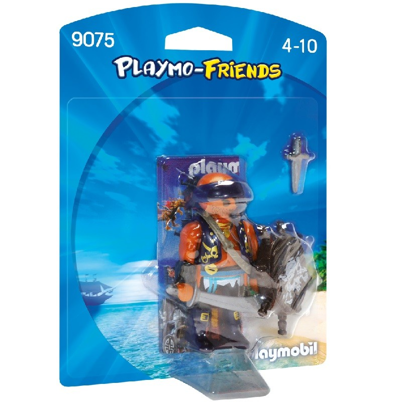 playmobil 9075 - Pirata