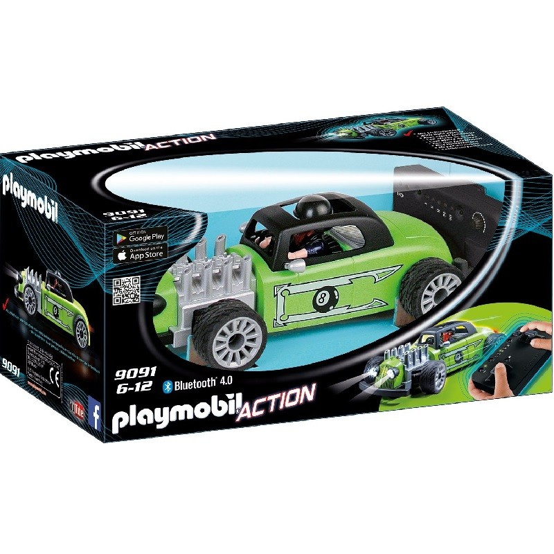 playmobil 9091 - Racer Rock and Roll RC