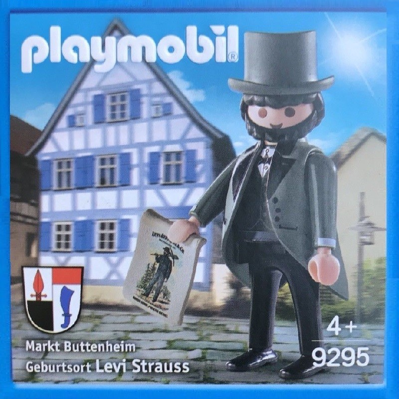 playmobil 9295 - Levi Strauss