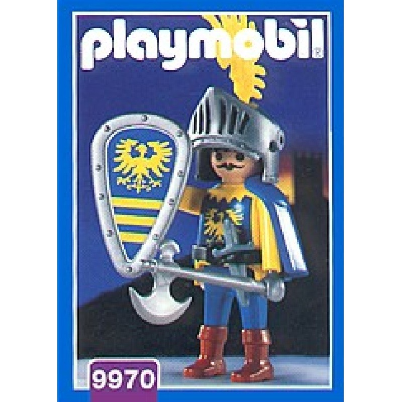 Playmobil 9970 caballero del aguila for Playmobil caballeros