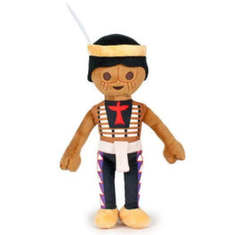 playmobil PI33 - Peluche Playmobil Indio soft 33cm