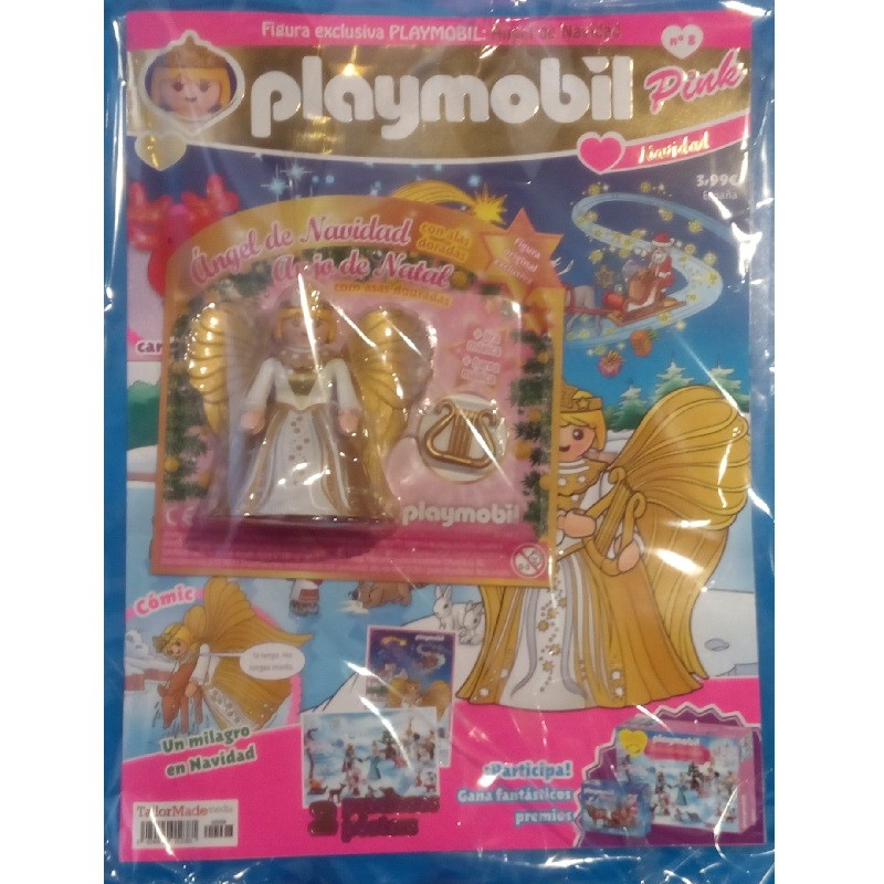 playmobil n 8 chicas - Revista Playmobil 8 semestral chicas