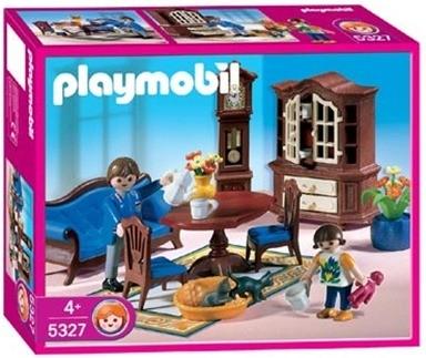Playmobil 5327 sal n rosa casa victoriana for Salon playmobil