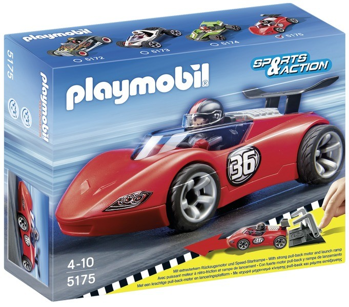 playmobil 5175 - Sports Racer