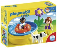 Playmobil 6781 1.2.3 Piscina