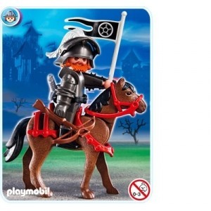 playmobil 4906 - Caballero National Museum