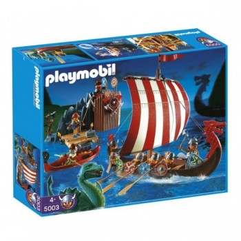 Playmobil 5003 Mega set Vikingo