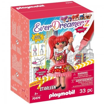 Playmobil 70474 Comic World Starleen Serie 2