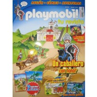 Playmobil n 10 chico Revista Playmobil 10 bimensual chicos