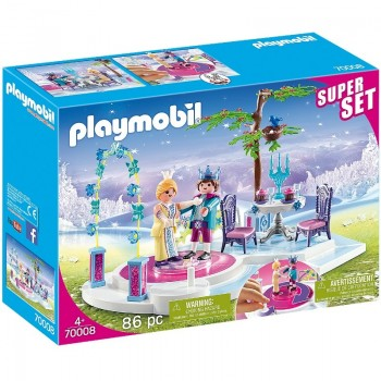 Playmobil 70008 SuperSet Baile Real