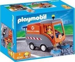 Playmobil 4045 Barredora