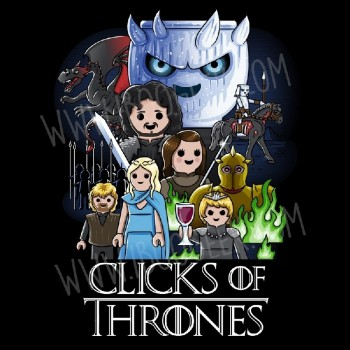 Playmobil CCOTXL Clicks Of Thrones Talla XL chico