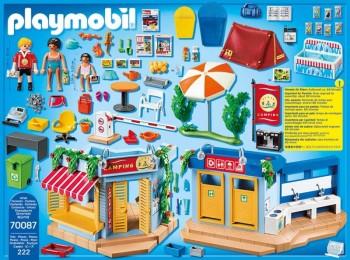 Playmobil 70087 Familia Diversión Gran Camping