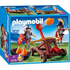 Playmobil 4278 Catapulta Romana