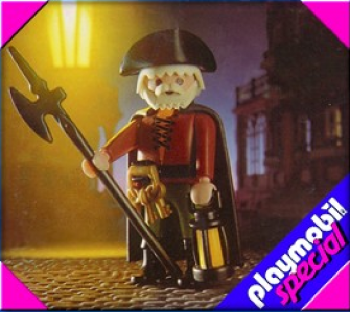 Playmobil 4502 v2 Sereno medieval (version 2)