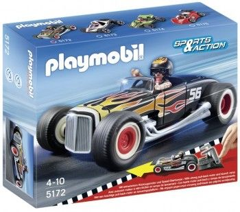 Playmobil 5172 Heat Racer